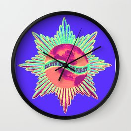 Earth Must Be First: Priorities Wall Clock