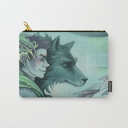 The Forest Prince Carry-All Pouch