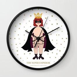 The Super Emperor Wall Clock
