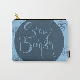 Stay Bookish Carry-All Pouch