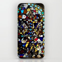 Beauty in Brokenness Andreas 4 iPhone Skin
