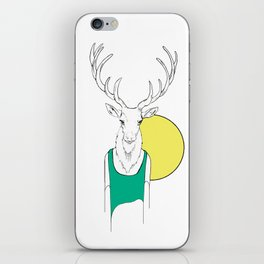 Deerman iPhone Skin