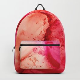 Pink Lava Cosmos Backpack