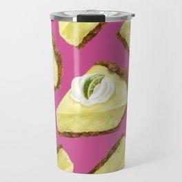 Key lime pie Travel Mug