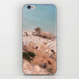 Ibiza, Cala Salada iPhone Skin