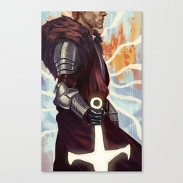 Cullen Rutherford Poster Canvas Print