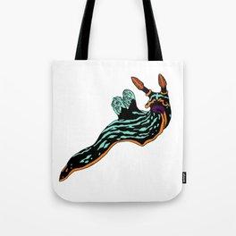 Bright Nudibranch Tote Bag