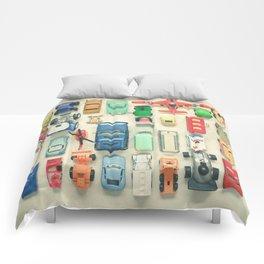 Free Parking Comforters