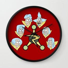Council of Ricks Wall Clock