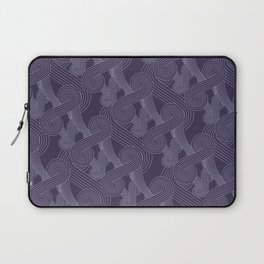 Quarian Swirls Laptop Sleeve