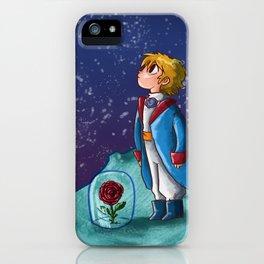 Petit Prince iPhone Case