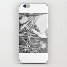 Watering Hole iPhone Skin