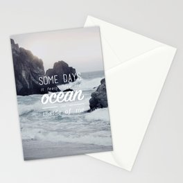 Tonight Alive Poster Stationery Cards