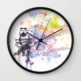 Storm Trooper from Star Wars Wall Clock