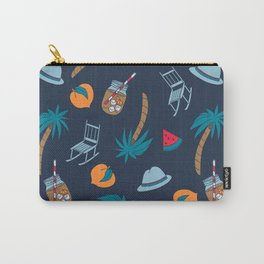 Southern Summer Carry-All Pouch
