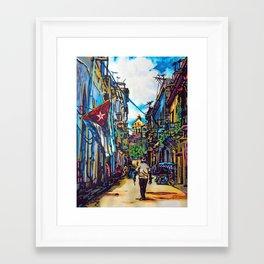 Havana, CUBA No.2 | 2015 Framed Art Print