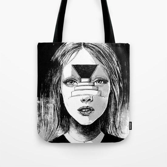 Beyond the Shadows Tote Bag