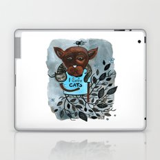 Mr. Boxer is in love with Cats Laptop & iPad Skin