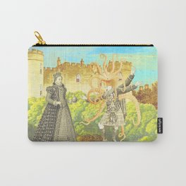 GOODBYE YOUR MAJESTY Carry-All Pouch