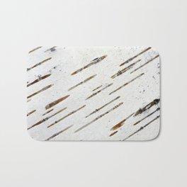 Birch-bark Bath Mat