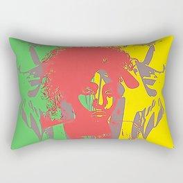 ZiRasta Rectangular Pillow