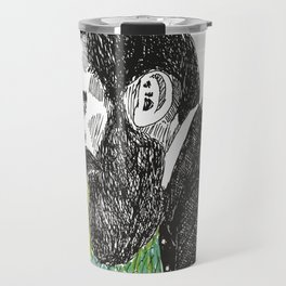 Theodor Herzl - Basel Travel Mug