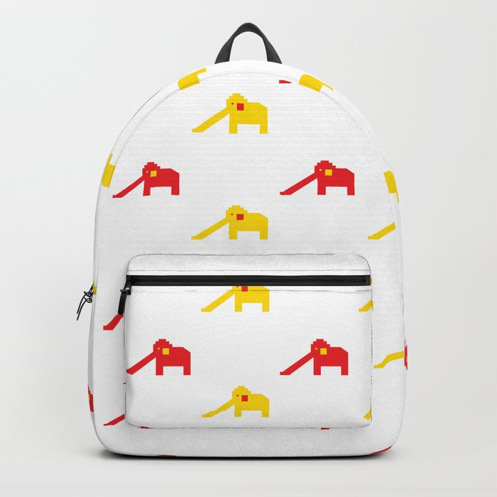 The Elephant Playground - Singapore Series Backpack
