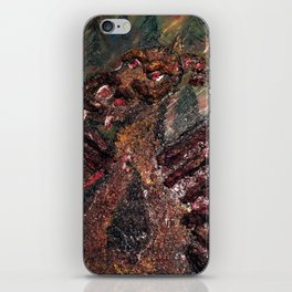 The Jersey Devil iPhone Skin
