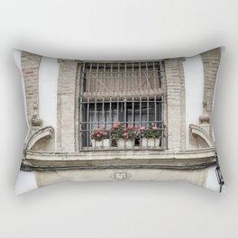 Casa Numero 2 (House Number 2) Rectangular Pillow