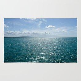 Hervey Bay- Queensland Australia Rug