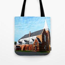 St. Paul's Church Sturgeon PEI Tote Bag