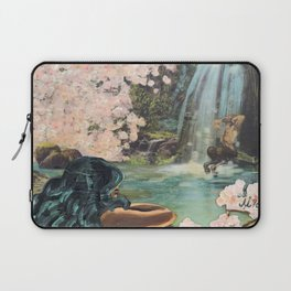 The Faun and the Mermaid Laptop Sleeve