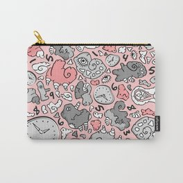 PLAYTIME_PINK Carry-All Pouch