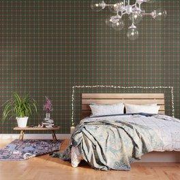 Christmas plaid Wallpaper
