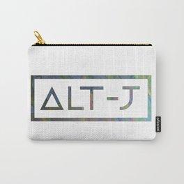 Alt -J Carry-All Pouch