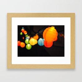 Candescence IV Framed Art Print
