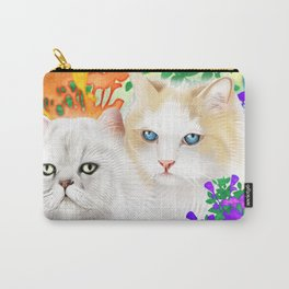 Sam and Sebastian Carry-All Pouch