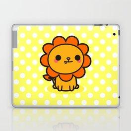 Kawaii lion Laptop & iPad Skin