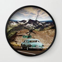 The Passenger Wall Clock