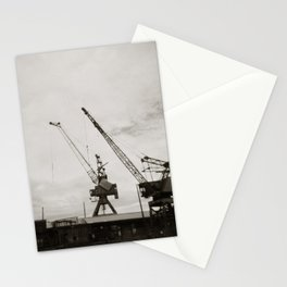 { dancing cranes } Stationery Cards
