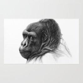 Gorilla G038b schukina Rug