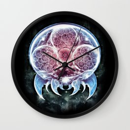 The Epic Metroid Wall Clock