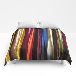 Cover me with Color Comforters