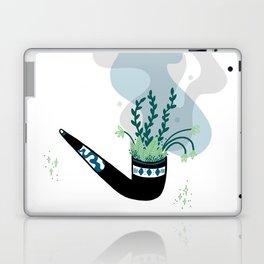 Garden pipe Laptop & iPad Skin