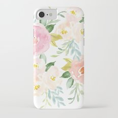 Floral 02 Slim Case iPhone 7