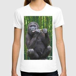 Skin-up Gorilla T-shirt