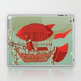 Airship Fantasy Laptop & iPad Skin