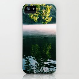 Norris Lake 001 iPhone Case