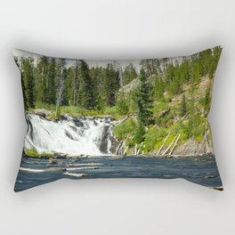Lewis Falls Rectangular Pillow