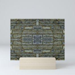 Stone Wall Mini Art Print